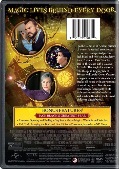 'The House With A Clock In Its Walls'; Arrives On Digital November 27 & On 4K Ultra HD, Blu-ray & DVD December 18, 2018 From Universal 22