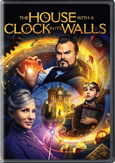 'The House With A Clock In Its Walls'; Arrives On Digital November 27 & On 4K Ultra HD, Blu-ray & DVD December 18, 2018 From Universal 9