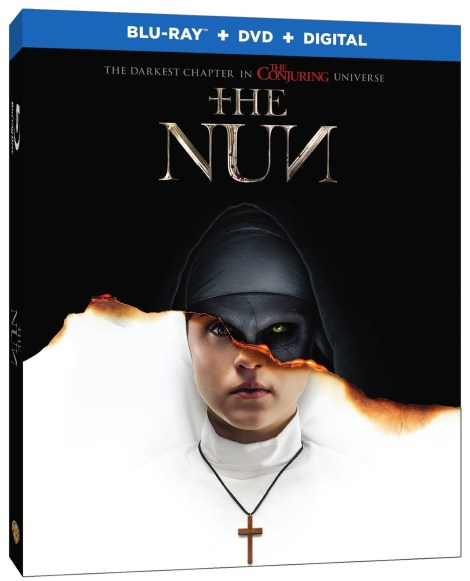 'The Nun'; The Latest Chapter In The The Conjuring Universe Arrives On Digital November 20 & On Blu-ray & DVD December 4, 2018 From Warner Bros 2