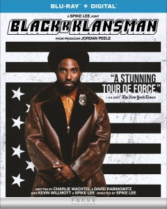 [Blu-Ray Review] 'BlackKklansman': Now Available On 4K Ultra HD, Blu-ray, DVD & Digital From Universal 1