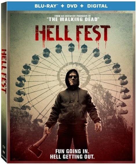 'Hell Fest'; Arrives On Digital December 21, 2018 & On 4K Ultra HD, Blu-ray & DVD January 8, 2019 From Lionsgate 5