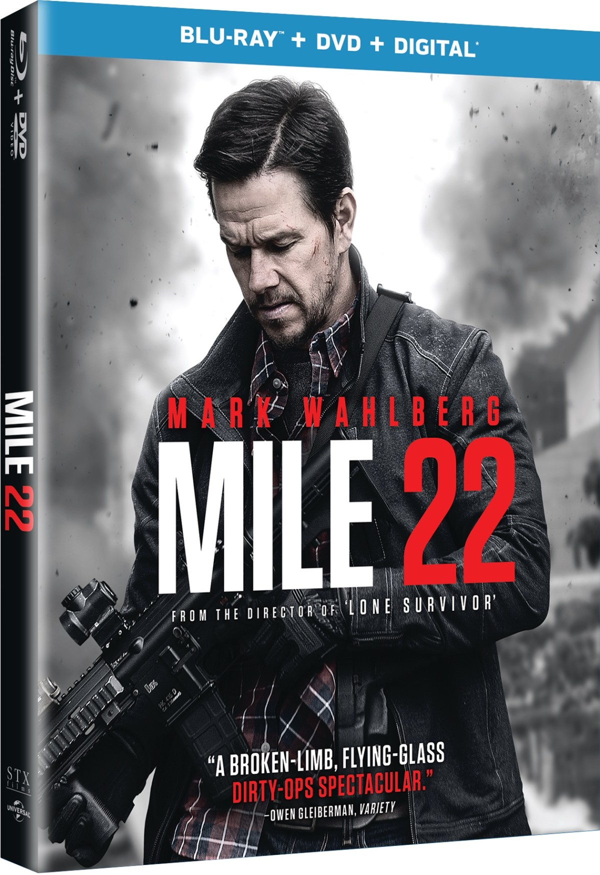 [GIVEAWAY] Win 'Mile 22' On Blu-ray Combo Pack: Available On Blu-ray & DVD November 13, 2018 From Universal 16