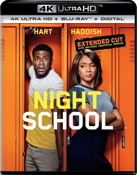 'Night School'; Arrives On Digital December 11, 2018 & On 4K Ultra HD, Blu-ray & DVD January 1, 2019 From Universal 16