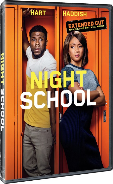 'Night School'; Arrives On Digital December 11, 2018 & On 4K Ultra HD, Blu-ray & DVD January 1, 2019 From Universal 21