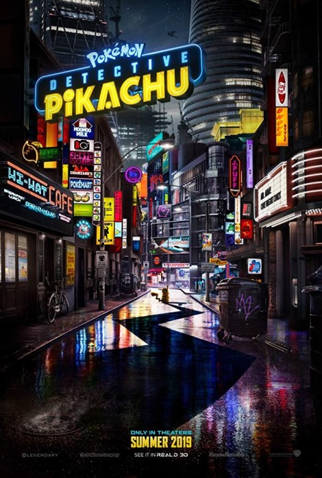 The First Trailer & Poster For The Live-Action 'Pokémon Detective Pikachu' Movie Bring The Poké-World To Life! 2