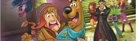 Trailer, Artwork & Release Details For 'Scooby-Doo! And The Curse Of The 13th Ghost'; Arrives On DVD & Digital February 5, 2019 From Warner Bros 32