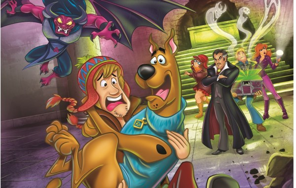 Trailer, Artwork & Release Details For 'Scooby-Doo! And The Curse Of The 13th Ghost'; Arrives On DVD & Digital February 5, 2019 From Warner Bros 16