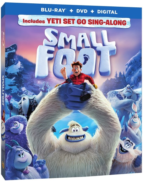 'Smallfoot'; The Animated Film Arrives On Digital December 4 & On Blu-ray & DVD December 11, 2018 From Warner Bros 7