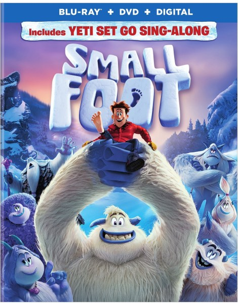 'Smallfoot'; The Animated Film Arrives On Digital December 4 & On Blu-ray & DVD December 11, 2018 From Warner Bros 8