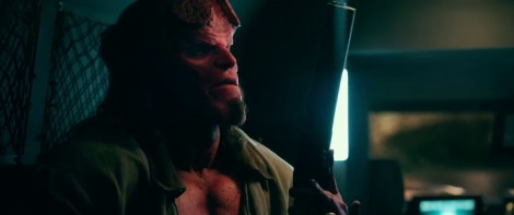 The First Trailer For The New 'Hellboy' Movie Starring David Harbour Is Here To Smash Evil! 1