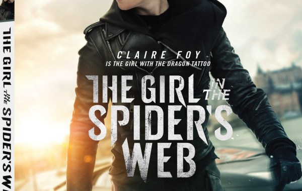'The Girl In The Spider's Web'; Arrives On Digital January 22 & On Blu-ray & DVD February 5, 2019 From Sony Pictures 4