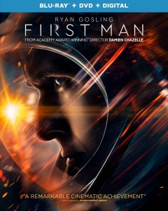 [Blu-Ray Review] 'First Man': Now Available On 4K Ultra HD, Blu-ray, DVD & Digital From Universal 1