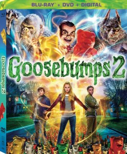 'Goosebumps 2'; Arrives On Digital December 25, 2018 & On Blu-ray & DVD January 15, 2019 From Sony Pictures 1