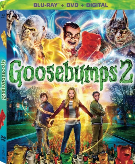 'Goosebumps 2'; Arrives On Digital December 25, 2018 & On Blu-ray & DVD January 15, 2019 From Sony Pictures 2