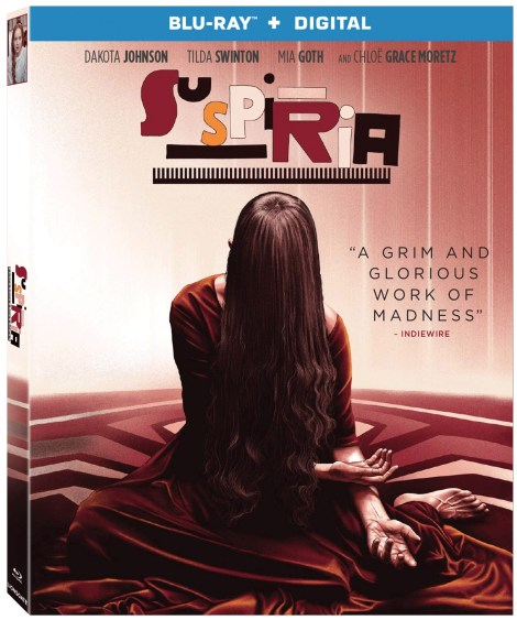 'Suspiria'; Luca Gudagnino's Re-Imagining Of Dario Argento's Classic Arrives On Digital January 15 & On Blu-ray January 29, 2019 From Lionsgate 4