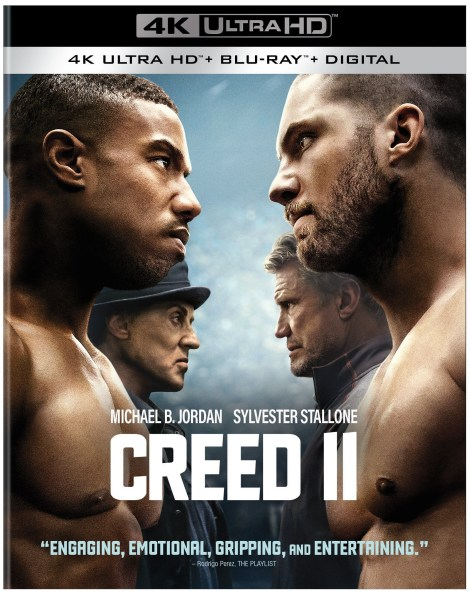 'Creed II'; Arrives On Digital February 12 & On 4K Ultra HD, Blu-ray & DVD March 5, 2019 From MGM & Warner Bros 3