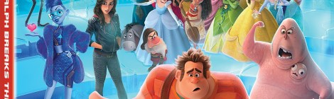 Disney's 'Ralph Breaks The Internet'; The Sequel To 'Wreck It Ralph' Arrives On Digital February 12 & On 4K Ultra HD, Blu-ray & DVD February 26, 2019 From Disney 8