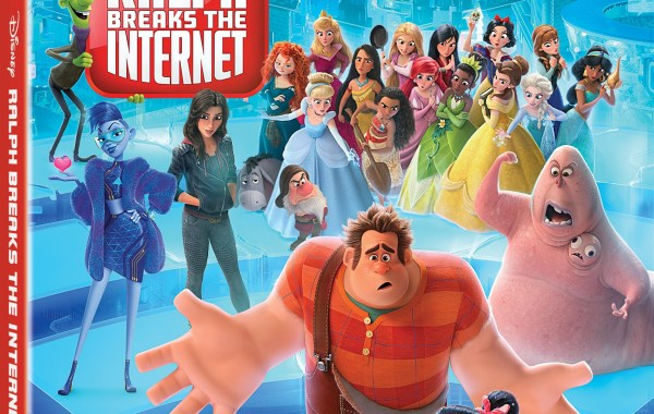 Disney's 'Ralph Breaks The Internet'; The Sequel To 'Wreck It Ralph' Arrives On Digital February 12 & On 4K Ultra HD, Blu-ray & DVD February 26, 2019 From Disney 31