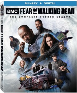 'Fear The Walking Dead: The Complete Fourth Season'; Arrives On Blu-ray & DVD March 5, 2019 From Lionsgate 1