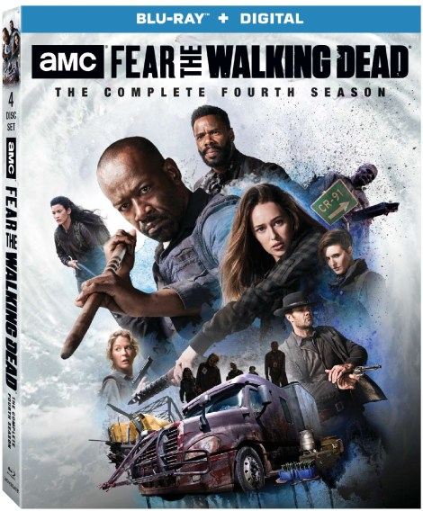 'Fear The Walking Dead: The Complete Fourth Season'; Arrives On Blu-ray & DVD March 5, 2019 From Lionsgate 4
