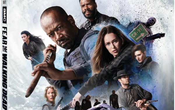 'Fear The Walking Dead: The Complete Fourth Season'; Arrives On Blu-ray & DVD March 5, 2019 From Lionsgate 32