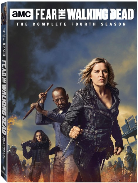'Fear The Walking Dead: The Complete Fourth Season'; Arrives On Blu-ray & DVD March 5, 2019 From Lionsgate 5