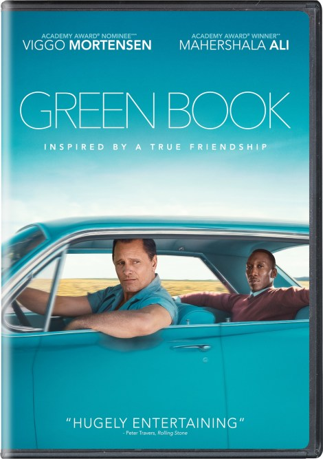 'Green Book'; The Acclaimed Film Arrives On Digital February 19 & On 4K Ultra HD, Blu-ray & DVD March 12, 2019 From Universal 12