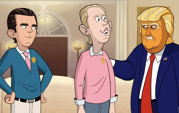 Showtime Renews 'Our Cartoon President' For Season 2 29