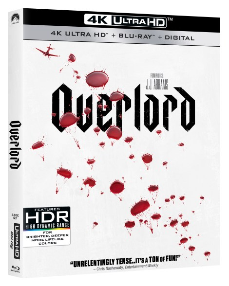 'Overlord'; Arrives On Digital February 5 & On 4K Ultra HD, Blu-ray & DVD February 19, 2019 From Paramount 4