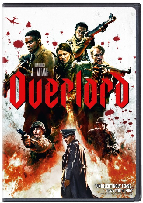 'Overlord'; Arrives On Digital February 5 & On 4K Ultra HD, Blu-ray & DVD February 19, 2019 From Paramount 9
