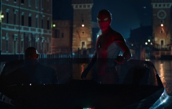 The First Trailer & Poster For 'Spider-Man: Far From Home' Swing In! 1