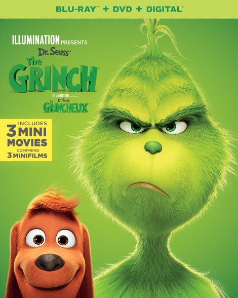 Illumination Presents Dr. Seuss' 'The Grinch'; Arrives On Digital January 22 & On 4K Ultra HD, 3D Blu-ray, Blu-ray & DVD February 5, 2019 From Illumination & Universal 7