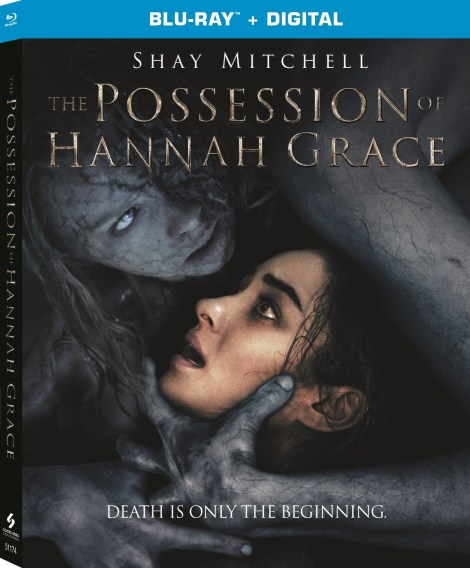 'The Possession Of Hannah Grace'; Arrives On Digital February 19 & On Blu-ray & DVD February 26, 2019 From Sony Pictures 2