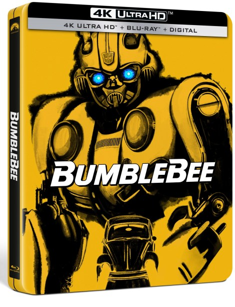 'Bumblebee'; Arrives On Digital March 19 & On 4K Ultra HD, Blu-ray & DVD April 2, 2019 From Paramount 4