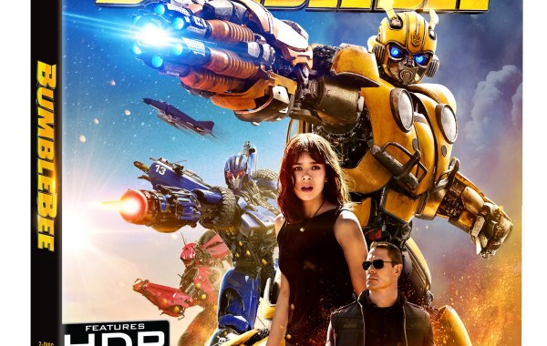 [GIVEAWAY] Win 'Bumblebee' On 4K Ultra HD: Now Available On 4K Ultra HD, Blu-ray, DVD & Digital From Paramount 10