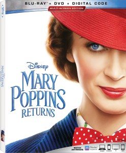 [Blu-Ray Review] 'Mary Poppins Returns': Now Available On 4K Ultra HD, Blu-ray, DVD & Digital From Disney 1