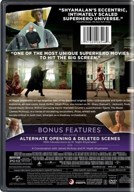 M. Night Shyamalan's 'Glass'; Arrives On Digital April 2 & On 4K Ultra HD, Blu-ray & DVD April 16, 2019 From Universal 22