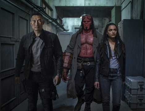 CARA/MPAA Film Ratings BULLETIN For 02/27/19; Official MPAA Ratings & Rating Reasons Announced For 'Hellboy', 'Batman: Hush', 'Shaft', 'The Kitchen' & More 1