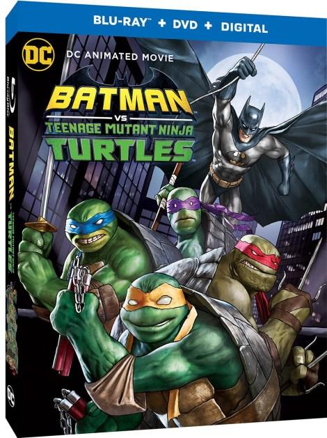 Trailer, Artwork & Release Info For 'Batman Vs. Teenage Mutant Ninja Turtles'; Arrives On Digital May 14 & On 4K Ultra HD, Blu-ray & DVD June 4, 2019 From Nickelodeon, DC & Warner Bros 3