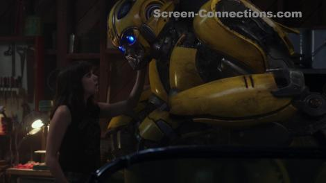 [Blu-Ray Review] 'Bumblebee': Available On 4K Ultra HD, Blu-ray & DVD April 2, 2019 From Paramount 3
