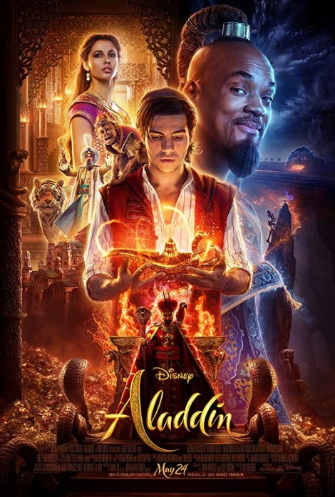 The New Trailer & Poster For Disney's 'Aladdin' Offer A Better Look At The Live-Action Adaption 2