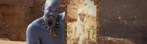 The New Trailer & Poster For Disney's 'Aladdin' Offer A Better Look At The Live-Action Adaption 13