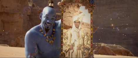 The New Trailer & Poster For Disney's 'Aladdin' Offer A Better Look At The Live-Action Adaption 1