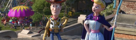 The New Full Trailer & Poster For Disney•Pixar's 'Toy Story 4' Bring New Adventures For Our Favorite Living Toys 7