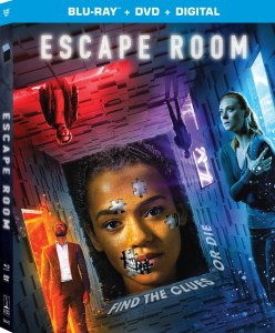 'Escape Room'; The Thriller Arrives Home On Digital April 9 & On Blu-ray & DVD April 23, 2019 From Sony Pictures 1