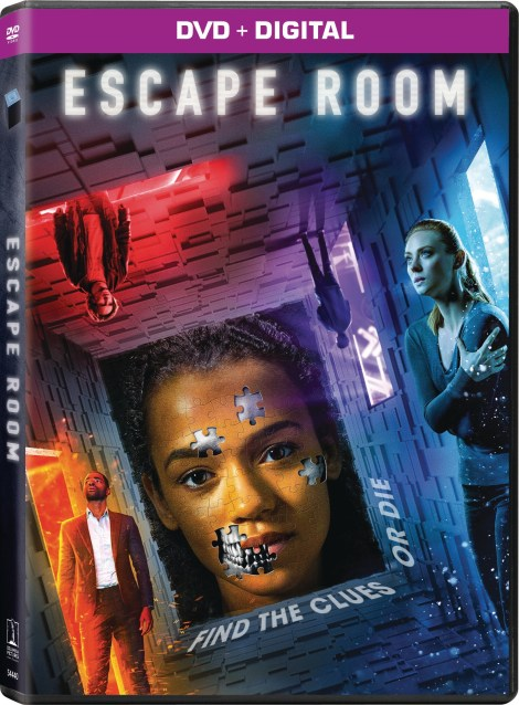 'Escape Room'; The Thriller Arrives Home On Digital April 9 & On Blu-ray & DVD April 23, 2019 From Sony Pictures 6