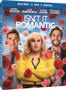 'Isn't It Romantic'; The Romantic Comedy Starring Rebel Wilson Arrives On Digital April 30 & On Blu-ray & DVD May 21, 2019 From Warner Bros 1