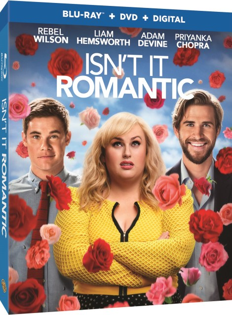 'Isn't It Romantic'; The Romantic Comedy Starring Rebel Wilson Arrives On Digital April 30 & On Blu-ray & DVD May 21, 2019 From Warner Bros 2