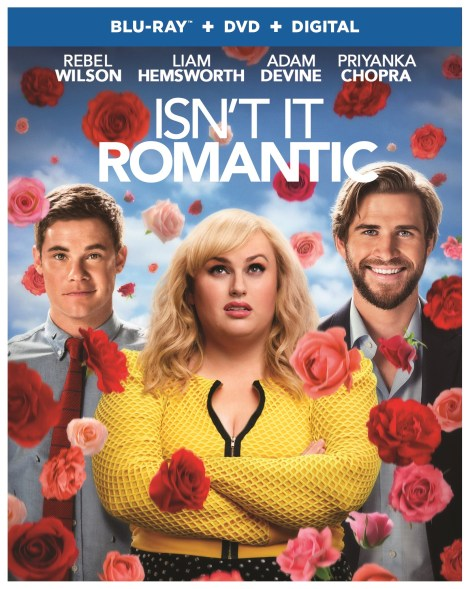 'Isn't It Romantic'; The Romantic Comedy Starring Rebel Wilson Arrives On Digital April 30 & On Blu-ray & DVD May 21, 2019 From Warner Bros 3