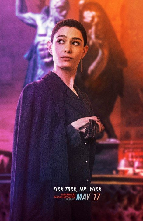 Check Out 10 New Character Posters For 'John Wick: Chapter 3 - Parabellum' 9